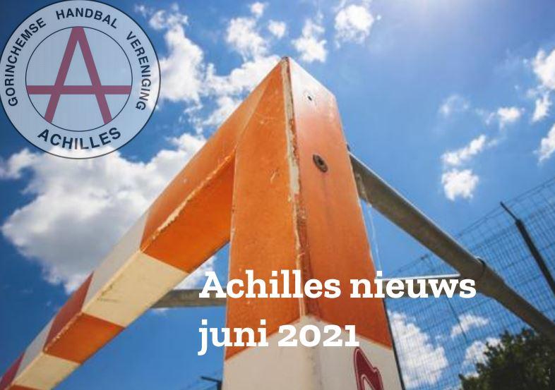 Clubnieuws voorjaar 2021